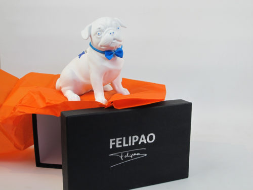 escultura pippa pack-by Felipao